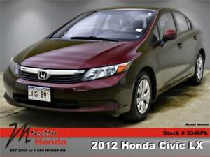 2012 Honda Civic LX (M5)
