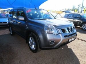 2013 Nissan X-Trail T31 Series V ST Silver 1 Speed Constant Variable Wagon Minchinbury Blacktown Area Preview