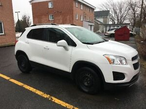 2014 Chevrolet Trax VUS traction integrale