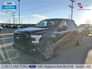 2016 Ford F-150 XLT HAS GREAT YEAR END INCENTIVES!