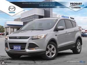 2015 Ford Escape AWD | Ecoboost | Cruise | Bluetooth