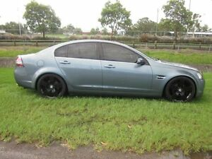 2006 Holden Calais VE Grey 5 Speed Automatic Sedan Tighes Hill Newcastle Area Preview