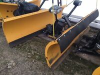 Meyer Lotpro 8 Foot Hydraulic Plow: 3 Available!