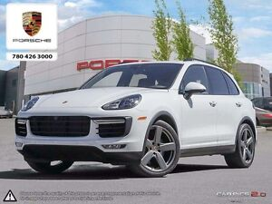 2016 Porsche Cayenne Cayenne Turbo Trade in - 2 Sets of Wheels a