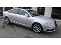 2009 Audi A6 3.0T Loaded Leather Back up Camera Certified Etest