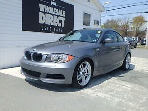 2009 BMW 1 Series COUPE 135i 6 SPEED RWD 3.0 L