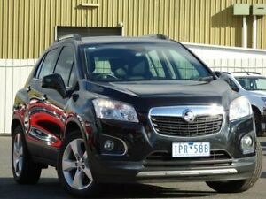 2014 Holden Trax TJ MY14 LTZ Black 6 Speed Automatic Wagon Sunbury Hume Area Preview