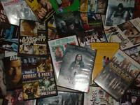 Previously Viewed Movies DVD