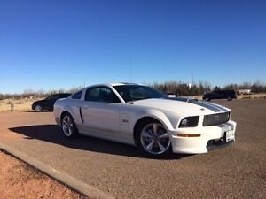 2007 Ford Mustang Shelby GT Coupe (2 door)