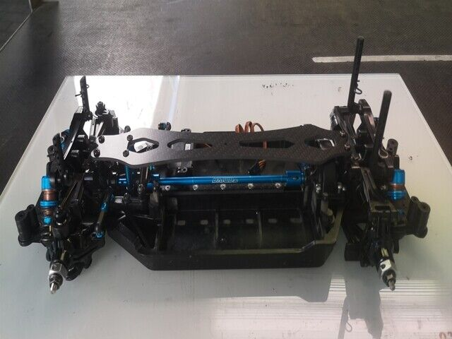 Carbon Oberdeck SPEZIAL f Tamiya TT-02 TT02S TT-02R, SR, TT-02RR TT-02B Chassis