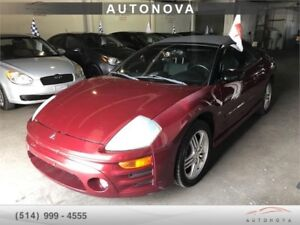 ***2004 MITSUBISHI ECLIPSE SPYDER GT***CONVERTIBLE/514-812-9994