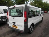 Vauxhall Vivaro 9 Seater 2.0Cdti [115Ps] Combi 2.9T Euro 5 DIESEL MANUAL (2014)