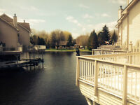 OPEN HOUSE (SAT. MAY. 9) - WATERFRONT - LK SIMCOE - LAGOON CITY