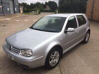 VW Golf 1.9 TDI (2002) Diesel - 5 Door Hatchback - 6 Speed Manual - FSH / 12 Months MOT - Warranty