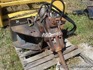 Bobcat Breaker Hammer