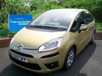 2007 CITROEN C4 PICASSO 1.8i 16V VTR Plus [5 Seat] BEST COLOUR