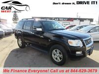 2010 Ford Explorer XLT 4x4 LEATHER & HEATED SEATS