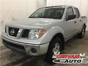 Nissan Frontier SE 4x4 Crew Cab A/C MAGS 2005
