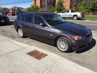 2008 BMW 328Xi 6 Spd AWD Wgn $10995