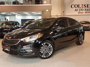 2014 Kia Forte EX-AUTO-REAR CAM-BLUETOOTH-ONLY 70KM