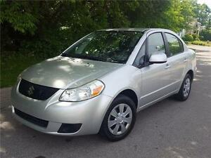 2009 SUZUKI SX4 | MINT | LOW KM | 91,000KM | CERTIFIED  ETESTED