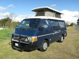 Toyota Hiace Campervan – AUTO – LOW KMS Glendenning Blacktown Area Preview
