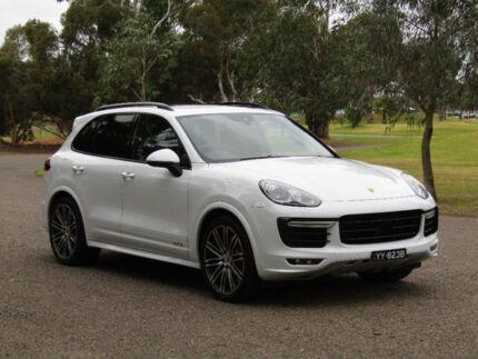 2015 Porsche Cayenne White Sports Automatic Wagon Murray Bridge Murray Bridge Area Preview