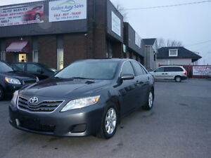 2011 Toyota Camry LE , Free Accident