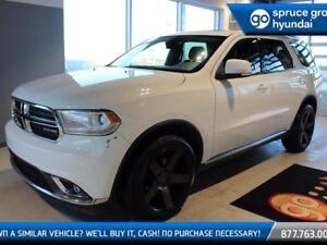 2015 Dodge Durango LIMITED, LEATHER, SUNROOF, BACKUP CAMERA