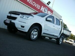 2014 Holden Colorado RG MY14 LX Crew Cab 6 Speed Sports Automatic Cab Chassis Avoca Bundaberg City Preview