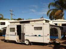 WINDSOR RAPID EXPANDA 17'6 POP TOP CARAVAN - TO CLEAR Bellevue Swan Area Preview