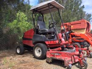 TORO GROUNDMASTER 3280-D OUT FRONT MOWER (T) Hexham Newcastle Area Preview