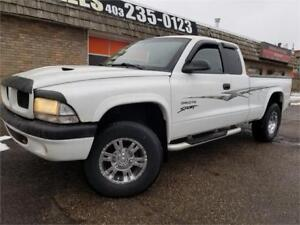 2002 Dodge Dakota Sport 2 YEARS WARRANTY
