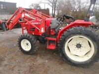 Branson tractor and front end loader