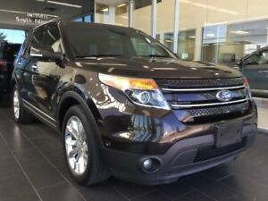 2014 Ford Explorer LIMITED, NAVI, HEATED/COOLED LEATHER, 4WD