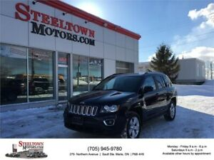 2017 Jeep Compass 2017 Jeep Compass - 4WD 4dr High Altitude Edit