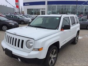 2016 Jeep Patriot 4x4 High Altitude Leather SunRoof