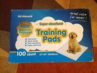 Dog/Puoot Training pads