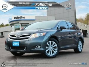 2016 Toyota Venza XLE - TWO SETS OF TIRES-