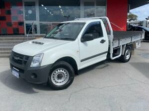 2009 Isuzu D-MAX MY09 SX Cab Chassis 2dr Man 5sp 1295kg 3.0DT White Manual Cab Chassis Como South Perth Area Preview