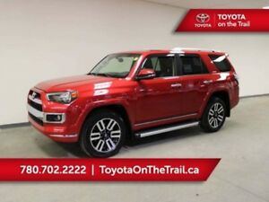 2019 Toyota 4Runner LIMITED; LEATHER, JBL, SUNROOF, NAV, HEATED/