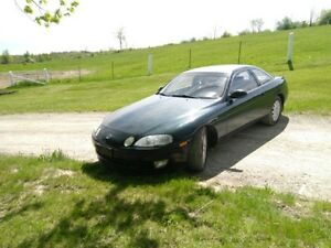 1992 Lexus SC 400 Coupe (2 door), no rust, best car on Kijiji