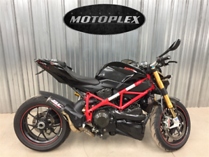 2009 Ducati Streetfighter S