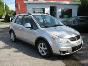 2007 SUZUKI SX4,   AUTOMATIQUE,   AIR