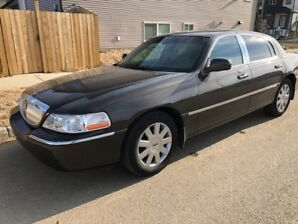2005 Lincoln town car professional series