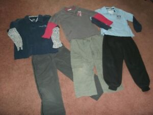 Boy's Fall/Winter Clothes, Size 6/6X  Lot 2