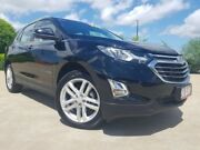 2017 Holden Equinox EQ MY18 LTZ-V AWD Black 9 Speed Sports Automatic Wagon Garbutt Townsville City Preview