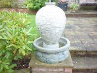 Cascading Garden Water Feature