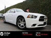 2013 Dodge Charger SXT, LEATHER, SUNROOF,NO EXTRA FEES