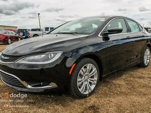 2015 Chrysler 200 Limited - Heated Front Seats